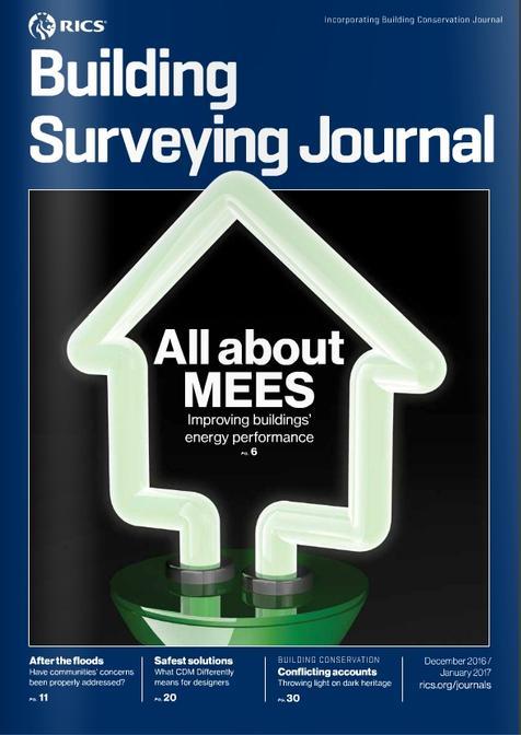 Building Surveying 2017